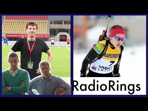 Radio Rings E41: Kaislības futbolā,  biatloniste BAIBA BENDIKA