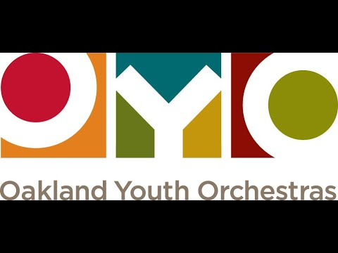 Oakland Youth Orchestras Winter Concert