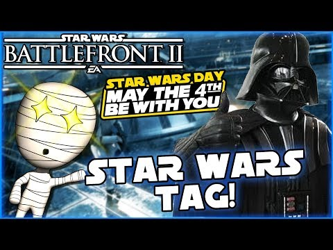 Star Wars Tag! - Star Wars Battlefront II #96 - Lets Play Commentary HD deutsch Tombie