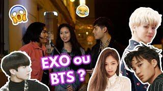 BTS ou EXO ? JUNGKOOK ou JIMIN ? QUE PREFERENT LES GENS ? DILEMMES SUR LA KPOP/KHIPHOP