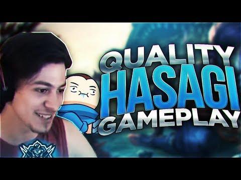 LL STYLISH   QUALITY HASAGI GAMEPLAY !