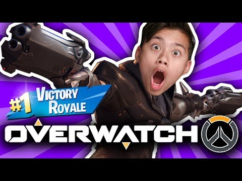 OVERWATCH PLAY OF THE GAME!!! Victory Royale? thumbnail