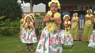 Lovely Hula Hands @ Hulihe