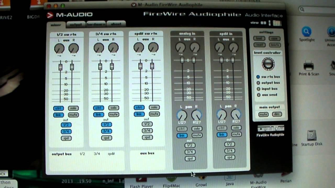 M-audio Firewire 410 драйвер