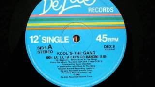 Kool & The Gang - Ooh La La La (Lets Go Dancin´) Original 12 inch Version 1982