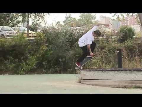 Jart Skateboards - Joan Galceran welcome to the team