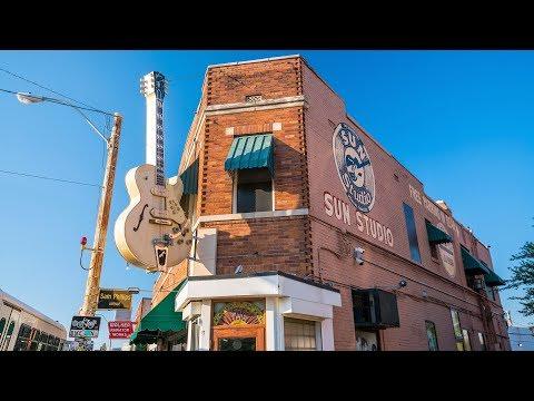 Sun Studio in Memphis