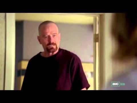 Bryan Cranston & Anna Gunn -Breaking bad - the best scene- I am the danger