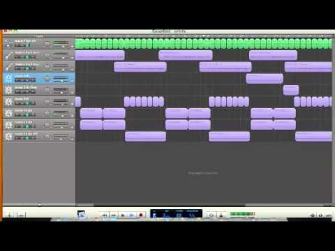 Sublime Santeria Riddim Cover GarageBand (Instrumental Reggae)