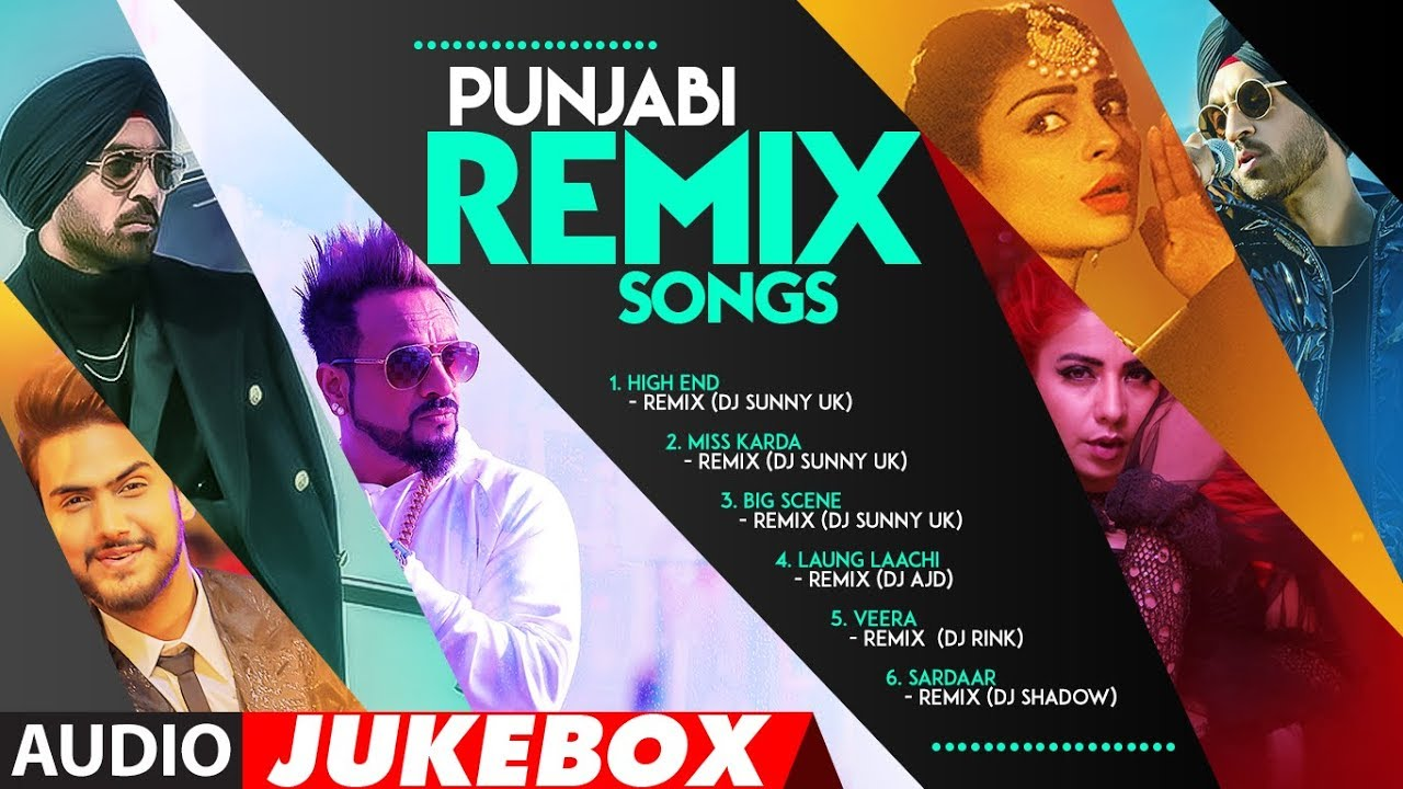 Punjabi Remix Songs | Audio Jukebox | Non Stop Dj Remix Songs | T-Series Apna Punjab