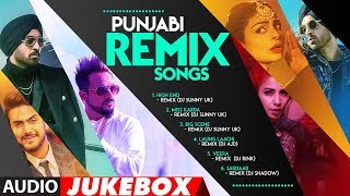 Punjabi Remix Songs Audio Jukebox Non Stop Dj Remix Songs T Series Apna Punjab