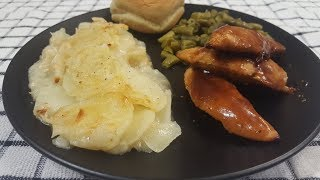 Scalloped Potatoes - 100 Year Old Recipe - The Hillbilly Kitchen