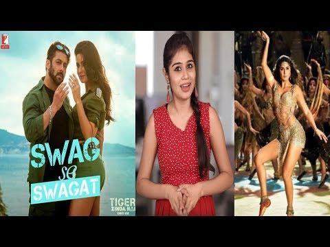 Manzoor-e-Khuda VS Swag Se Swagat Song  Tiger Zinda Hai  Thugs Of Hindostan