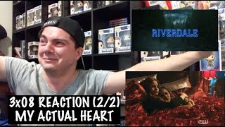 RIVERDALE - 3x08 'OUTBREAK' REACTION (2/2)