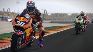 MotoGP 17 | RACE | GP VALENCIA 2017 | Bradley Smith | KTM | Gameplay