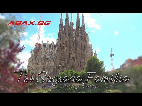 The Sagrada Familia, Barcelona, Spain4K travel guide bluemaxbg.com