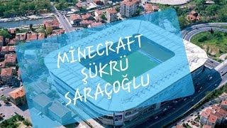 Minecraft FENERBAHCE stadyumu ANDROID BUKADAR İYSİ YOK
