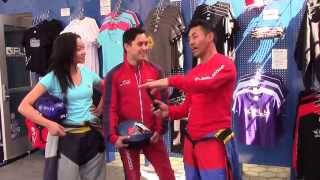 "Press Hollywood presents Angeleno Adventures w/ Anthony & Tiffany: Episode 7 ""iFLY Hollywood"""