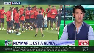After Foot du mardi - 15/08 – Partie 1/7 - En fait-on trop avec Neymar ?