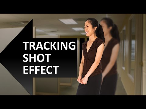 Tracking Shot PowerPoint Animation Effect