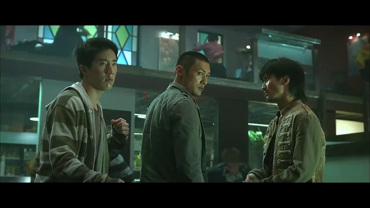 Download Nicholas Tse, Jaycee Chan and Shawn Yue - Invisible Target (2007)