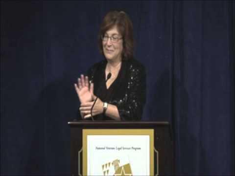 2012 Reception - Barbara Starr Remarks