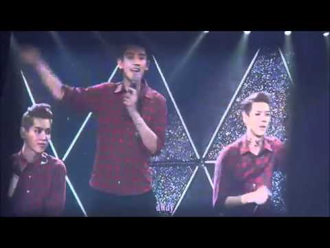 Chanyeol sings KOTOBA NI DEKINAI (JAPAN FANMEET)