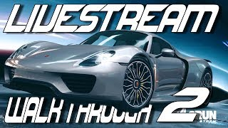 Need For Speed No Limits - Devils Run Alpine Storm Walkthrough Part 2 - HD 1080p Livestream