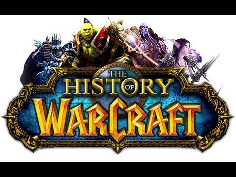 Historie Warcraftu Část 1 Zakládání světa