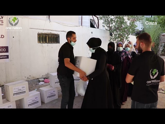 Gaza Food Support for Widows - September 2021