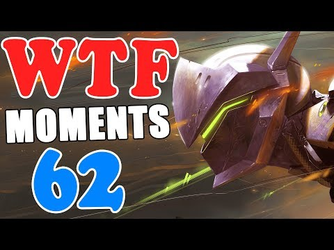 Overwatch WTF Moments Ep.62