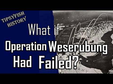 What if Operation Weserübung failed?