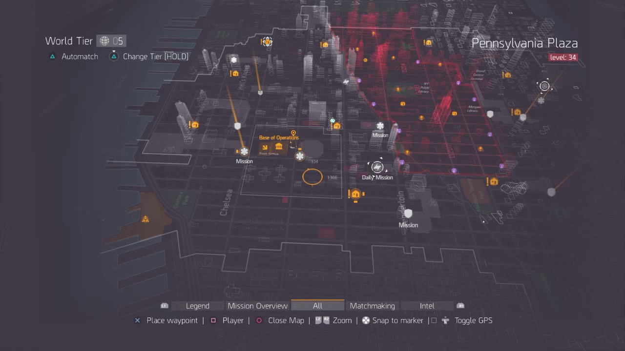 the division world map Tom Clancy S The Division World Map Yes Or No Youtube