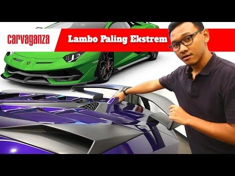 Lamborghini Aventador SVJ 2019 - Review | CARVAGANZA