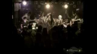 Hanaziy Band with Ring Live@吉祥寺 2012.9.16.