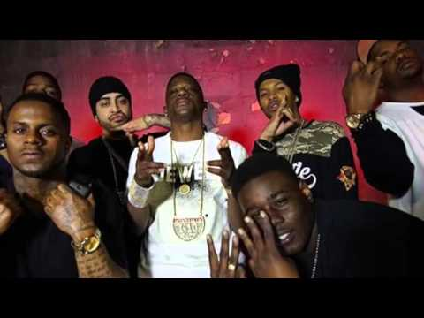BadAzz BowlLane Tour Club Ambition BowlLane Slick & Lil Boosie