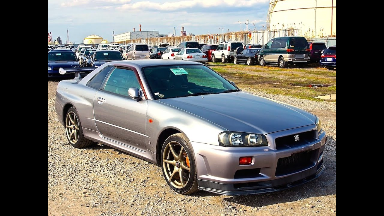 1999 Nissan Skyline Gtr R34 For Sale >> 1999 R34 Skyline Gt R V Spec Japan Auction Purchase Review