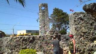 Coral Castle -- Miami, Florida