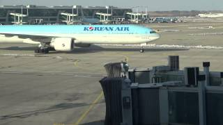 ✈ Airport Chronicles: Seoul Incheon International Airport (February 2013)