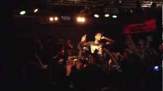"dead prez - ""Hip Hop"" live @ Klub 55, Warsaw, March 28th 2013"