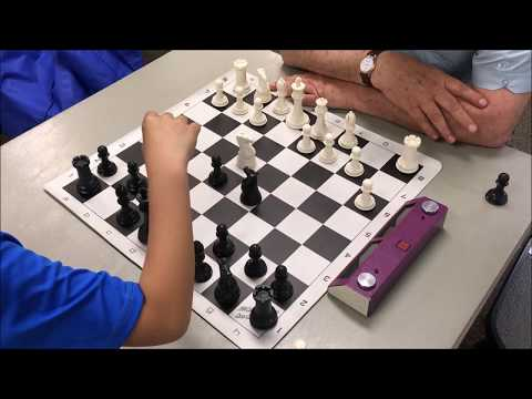 Never Underestimate An 8 Year Old Chess Opponent!