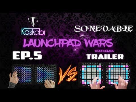 EPIC KASKOBI VS SONEVABLE LAUNCHPAD WARS TRAILER! DropDealer!