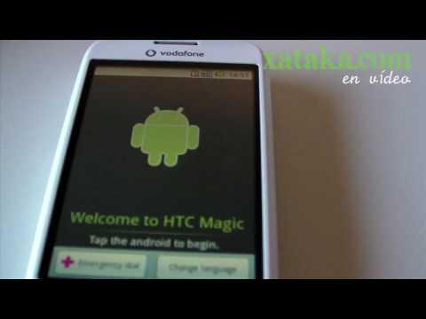 HTC Magic en Xataka
