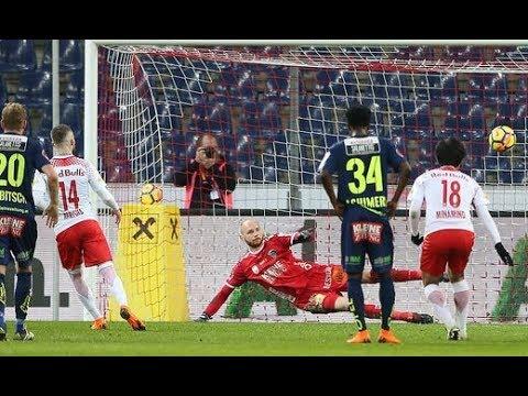 Highlights: RB Salzburg vs. Wolfsberger AC/ 2:0