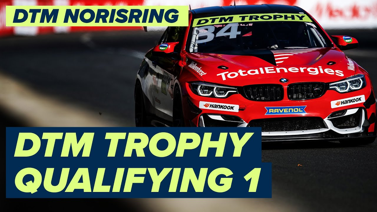 RE-LIVE | DTM Trophy - Qualifying 1 Norisring | 2021