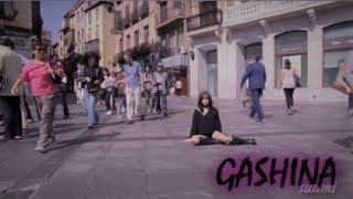 Video [Dance cover in public]. SUNMI(선미) - Gashina(가시나) download MP3, 3GP, MP4, WEBM, AVI, FLV April 2018