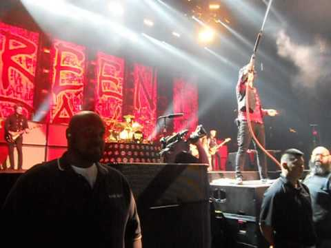 Green Day Live @ Moda Center 2017 (1/2)