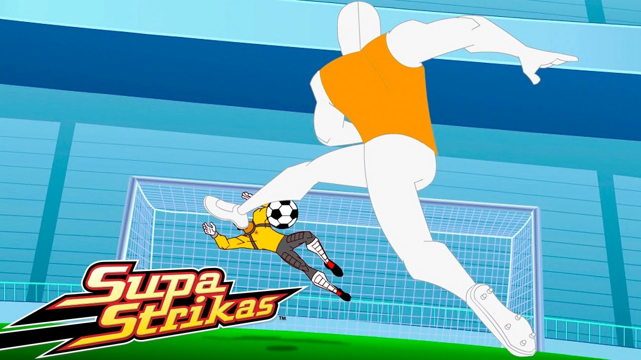 Download Supa Strikas | Amal Three's a Crowd! | Full Episode Compilation | Soccer Cartoons for Kids!
