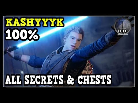 Jedi Fallen Order Kashyyyk All Secrets & Chests Locations (100% Collectibles Guide)