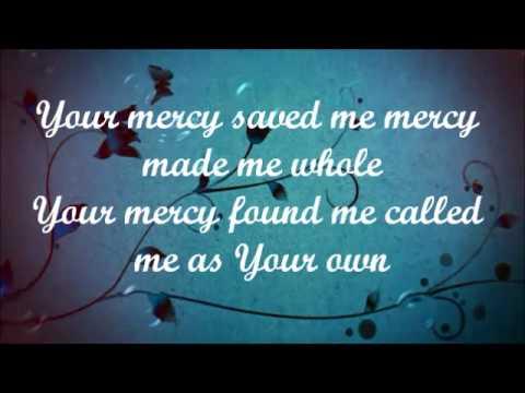 Mercy - Parachute Band (lyrics)